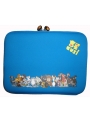 "Cusi Family Notebook Case (Blue) (10"")"