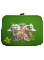 "Bactrian Camel Notebook Case (Green) (14"")"