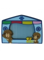 Cusi Tibetan Mastiff Photo Frame