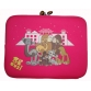 "Bactrian Camel Notebook Case (Shocking Pink) (10"")"